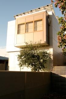 Upper storey addition