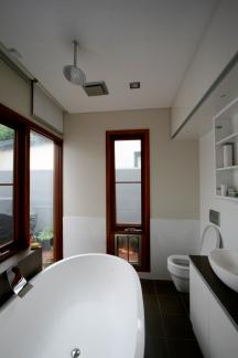 New bathroom/laundry