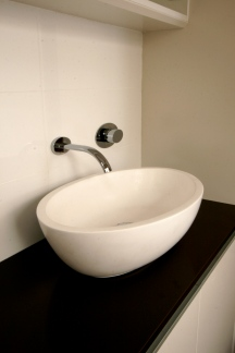 New vanity basin
