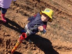 Tree planting!